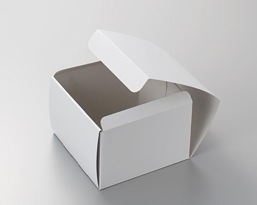 箱パッケージ 蓋付組箱