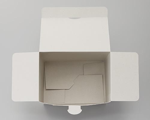 箱パッケージ ワンタッチ箱