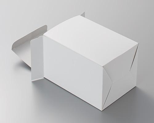 箱パッケージ 底ロック箱(アメリカンロック)